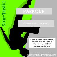 Benefits of Parkour